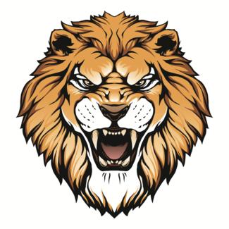 ViceVinyls Brullende leeuw