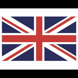 ViceVinyls Britse vlag