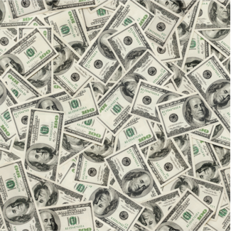 ViceVinyls Stickerbomb Dollars