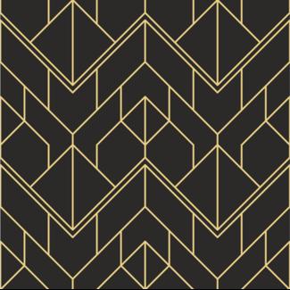 ViceVinyls Art deco abstract