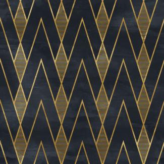ViceVinyls Art deco geometrisch trapezium