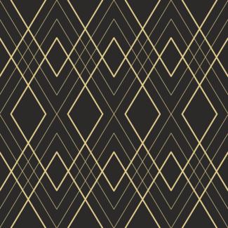 ViceVinyls Art deco modern geometrisch