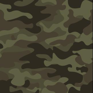 ViceVinyls Camo army groen
