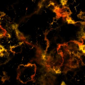 ViceVinyls Toxic rook geel oranje
