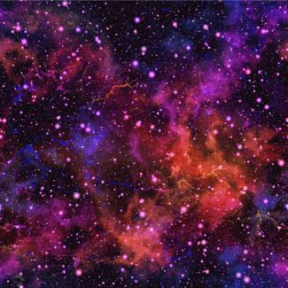ViceVinyls Galaxy paars