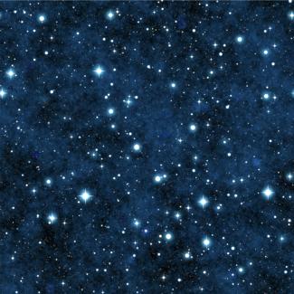 ViceVinyls Galaxy sterrenhemel