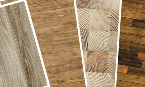 Hout serie