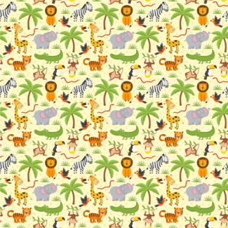 ViceVinyls Jungle dieren