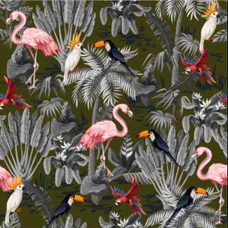 ViceVinyls Exotische vogels
