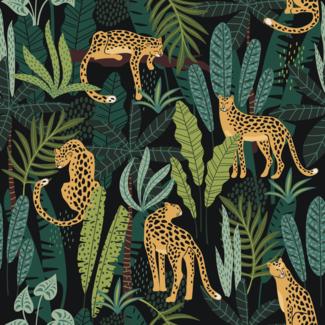 ViceVinyls Luipaarden in jungle