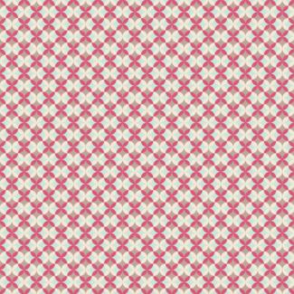 ViceVinyls Retro roze baby blauw patroon