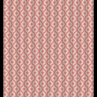 ViceVinyls Retro 70's roze 3D effect