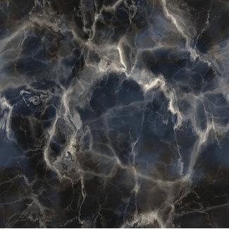 ViceVinyls Marmer mineraal zwart