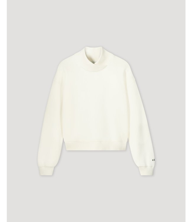 Rohe Sweater Harper off white.
