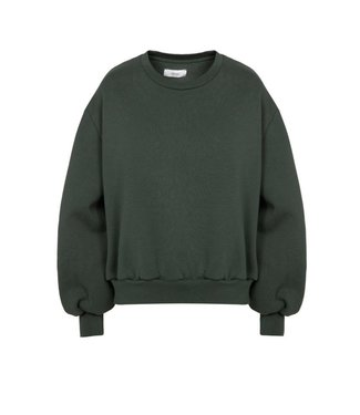 Ame Antwerp Sweater Clemence biscot green