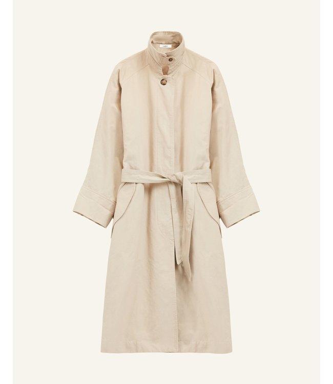 Isabel Marant Coat Arlo beige
