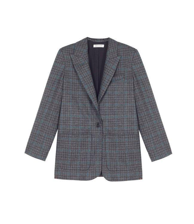 Masscob Jacket Carson grey.