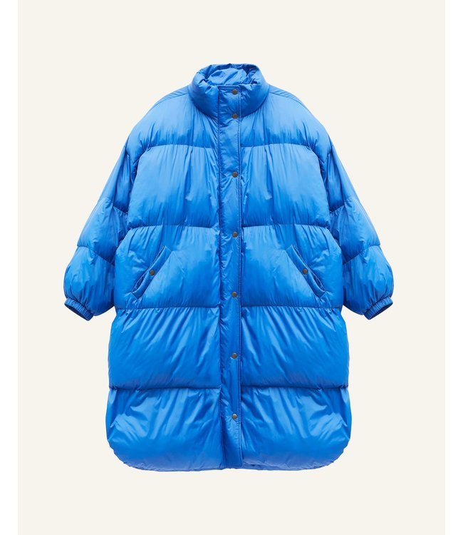 Isabel Marant Coat Driesta electric blue.