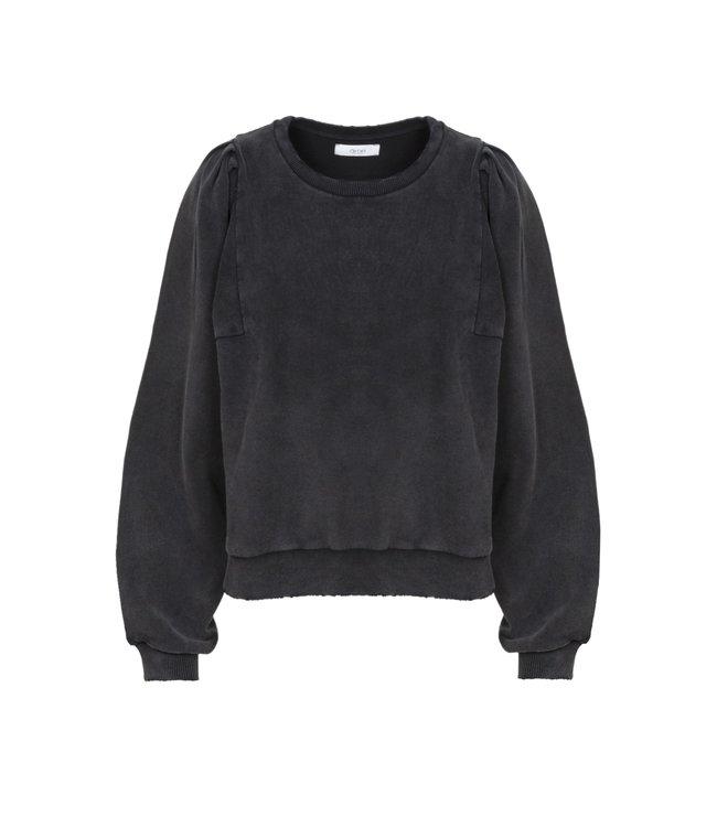 Ame Antwerp Sweater Eve vintage black.