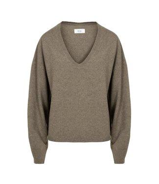 Ame Antwerp Pullover End khaki.