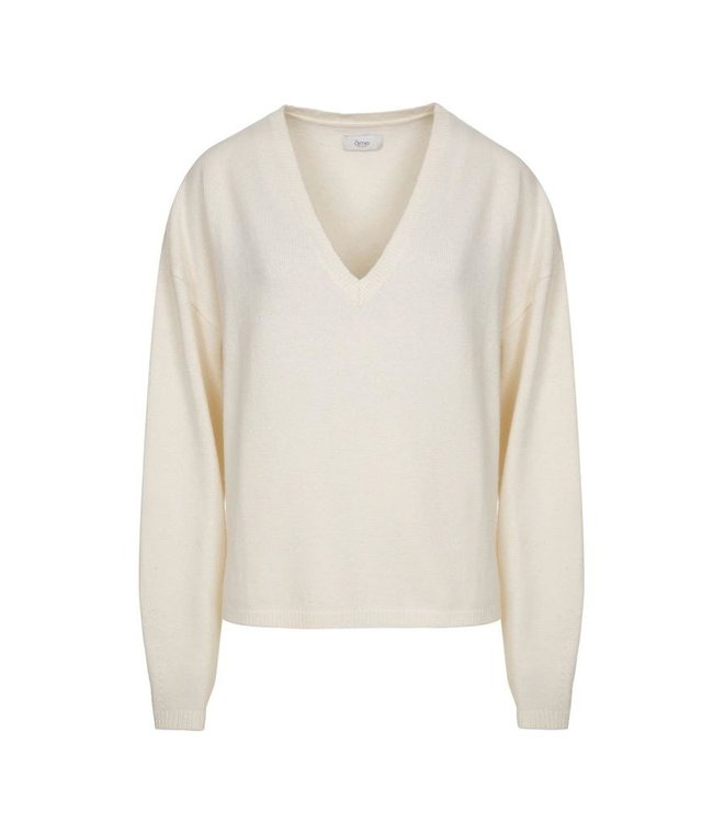 Ame Antwerp Pullover End off white.