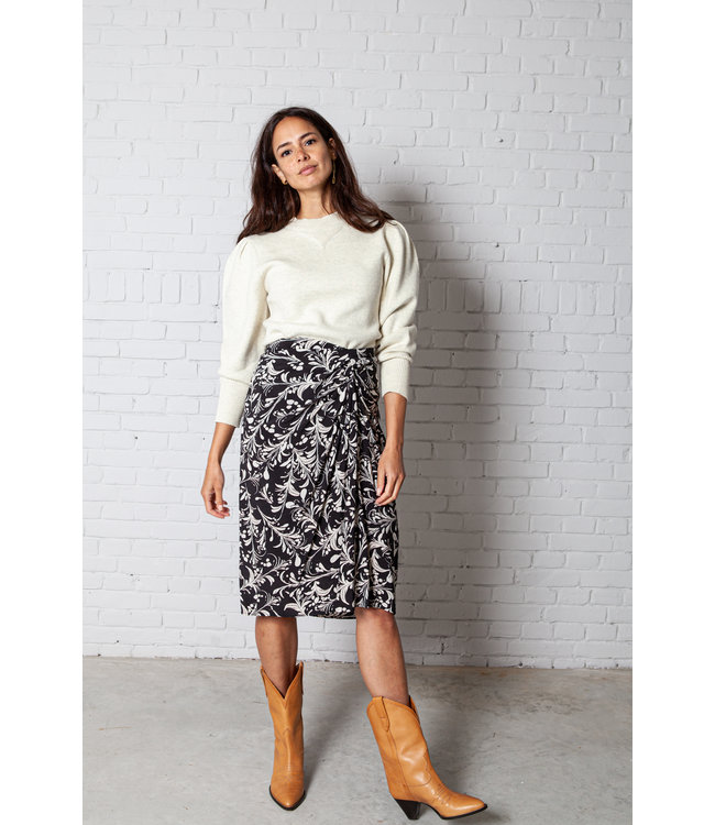 Isabel Marant Skirt Colette black.