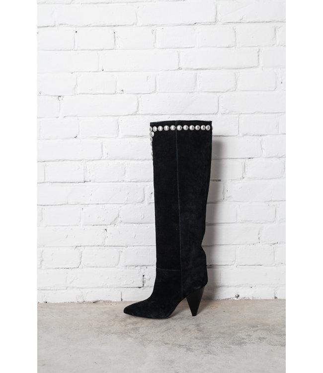 Isabel Marant Boots Libree black.