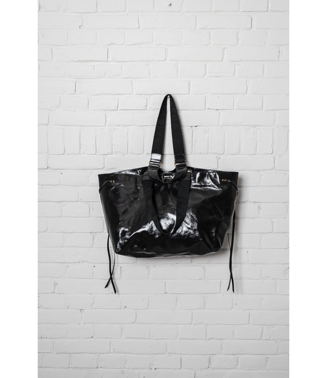 Isabel Marant Bag Wardy new black.