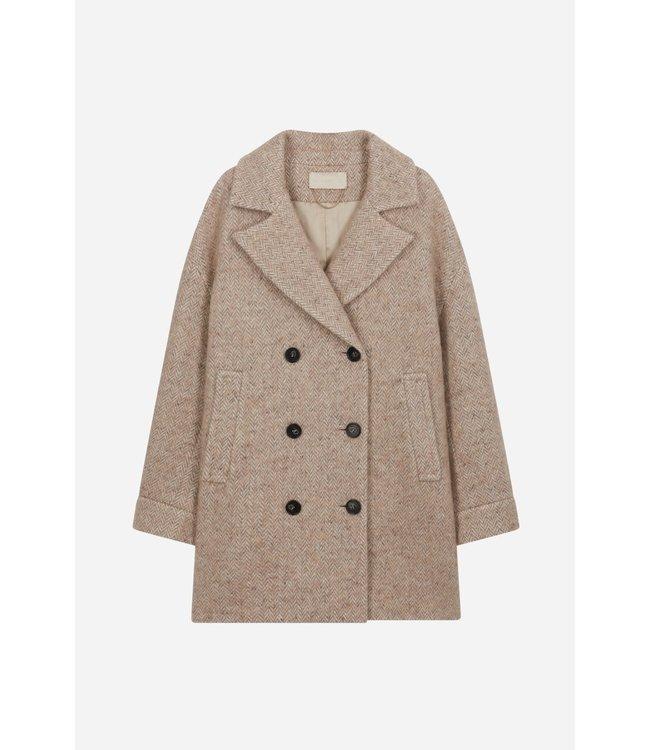 Vanessa Bruno Coat Sabir beige.