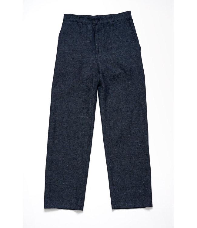 Monique van Heist Pants John Jeansy wool linen.
