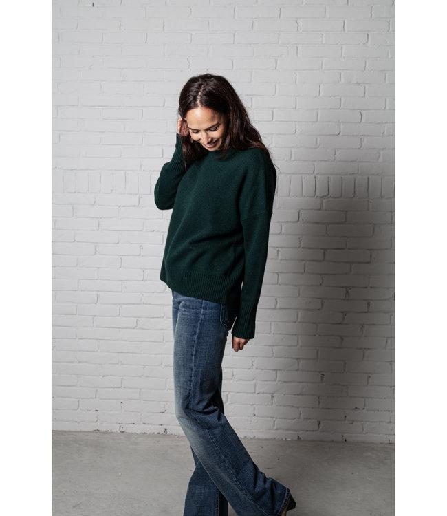 Lisa Yang Sweater Mila pine.
