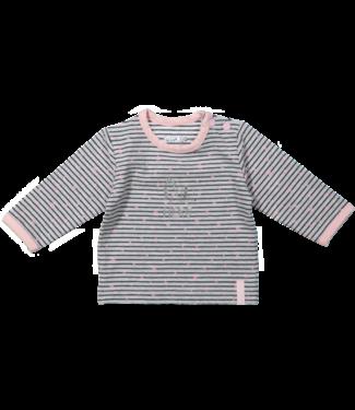 Dirkje T-shirt l.s. stripe