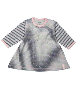 Dirkje dress stripe