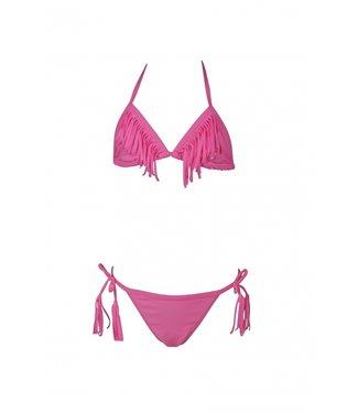 Lentiggini Girls Bikini, Triangle with frill