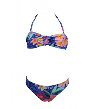 Nickey Nobel Girls bandeau bikini