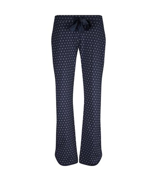 Charlie Choe Women pyjama pant with contrast binding