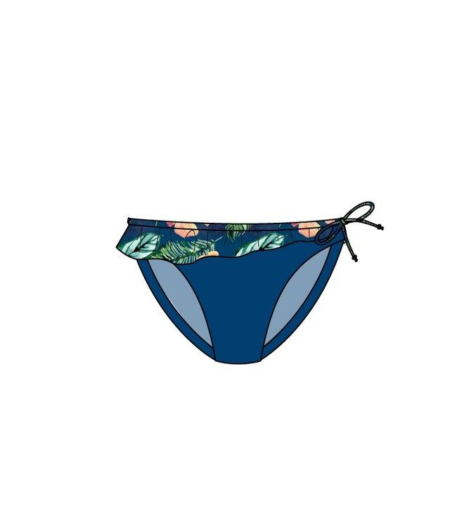Lentiggini Girls Swim Slip (E-Navy blue)