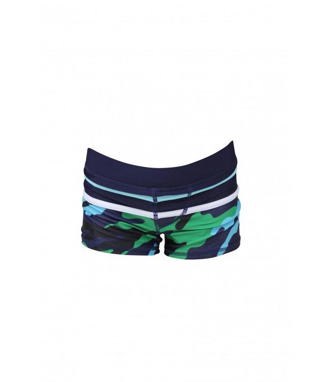 Lentiggini Boys  Swimshort (E-Navy blue)