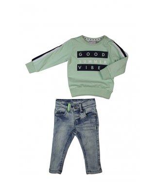 Dirkje Jeans + Sweater