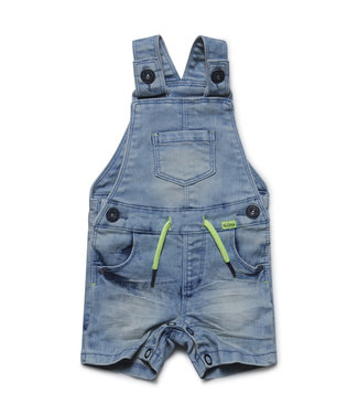 Dirkje dungaree short