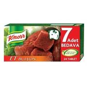 Knorr Knorr Runderbouillon 24 stuk