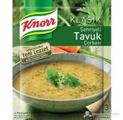 Knorr Knorr kippesoep met noodles