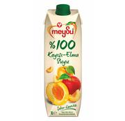 Meysu Meysu 100% Abrikoos & Appel Sap 1L