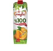 Meysu Meysu 100% Sinaasappel Sap 1L