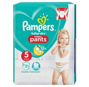 Pampers Pampers Nappy Pants Baby Dry Size 5 (84 stuk)