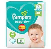 Pampers Pampers Pants Baby Dry Maat 4 (100 Stuk)