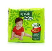 Komili Komili luiers 4+ Maxi Plus - 30 stuks
