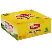 Lipton Lipton Zwarte thee Yellow Label
