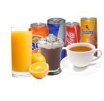 Drinken: Koffie, Thee en Sappen