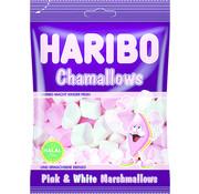 Haribo Haribo roze & witte marshmallows 70gr